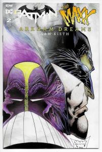 Batman The Maxx Arkham Dreams #2 Cvr A (IDW, 2018) NM