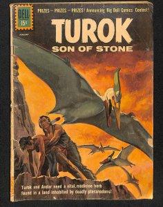 Turok, Son of Stone #24 (1961)