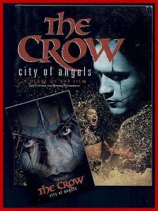 CROW CITY OFANGELS FILM DIARY 125 PAGES IGGY POP