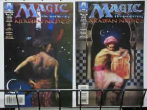 MAGIC THE GATHERING ARABIAN NIGHTS (1995 ARMADA) 1-2