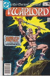 Warlord #34