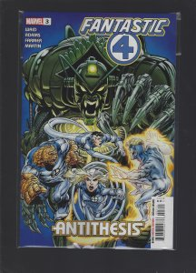 Fantastic Four: Antithesis #3
