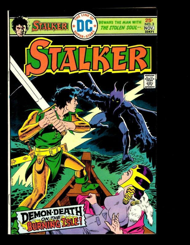 12 DC Comics Starfire # 1 2 3 4 5 6 7 8 Stalker # 1 2 3 4  GK20
