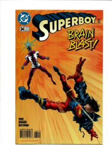 12 Superboy DC Comics # 34 35 36 39 40 41 45 46 47 48 49 50  GK22