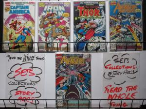 THE TERMINUS FACTOR MARVEL ANNUAL SERIES COMPLETE! (Marvel, 1990) 5 books! VF-NM