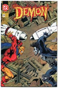 DEMON #14, NM+, Alan Grant,1990, Apocalypse, Monsters, Lobo, more in store