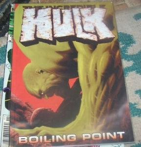 INCREDIBLE HULK TPB VOL 2-  BOILING POINT 40 41 42 43 BANNER MONSTER GAMMA