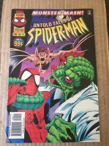 Untold Tales of Spider-Man #9 (1996)