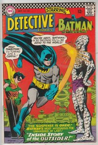 Detective Comics #356 (Oct-66) NM- High-Grade Batman