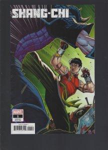 Shang-Chi #1 (2020)