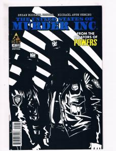 United States Of Murder Inc # 2 NM 1st Print Variant Cover Icon Marvel 1:25 S70