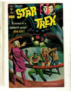 Lot Of 5 Star Trek Gold Key Comic Books # 31 32 33 36 37 Captain Kirk Spock WS10