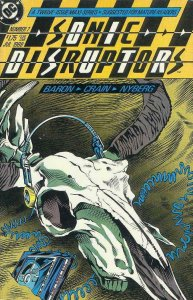 Sonic Disruptors #7 FN; DC | save on shipping - details inside
