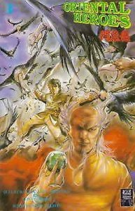 Oriental Heroes #3 FN; Jademan | save on shipping - details inside