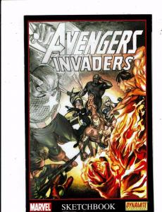 6 Marvel Comics Invaders Opening Sentry 1 Reign 1 Spiderwoman 5 Avengers 26 J238
