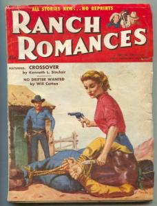 Ranch Romances Pulp 1st February 1956- Crossover
