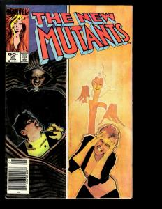 9 Comics New Mutants # 23 2 Daredevil 270 Spider-Man 3 Movie Prequel +MORE J22