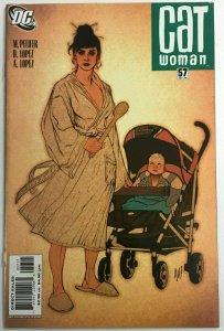CATWOMAN#57 VF/NM 2006 ADAM HUGHES COVER DC COMICS