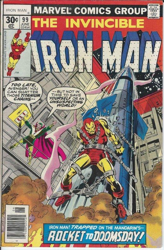 Iron Man #99 - Mandarin