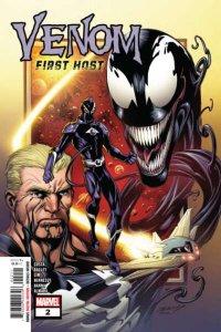 Venom: First Host #2, NM (Stock photo)