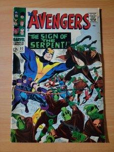 Avengers #32 ~ FINE - VERY FINE VF ~ 1966 Marvel Comics