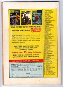 Classics Illustrated #108 (Jun-53) FN/VF High-Grade