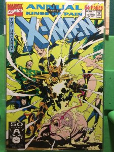 Uncanny X-Men Annual #15 Kings of Pain part 3