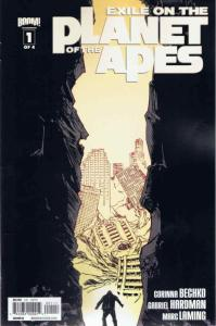 Exile on the Planet of the Apes #1B FN; Boom! | save on shipping - details insid