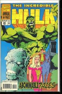 The Incredible Hulk Annual #20 (1994)