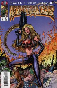 Wynonna Earp #1 VF/NM; Image | save on shipping - details inside