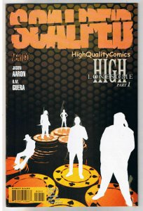 SCALPED #25, VF, Vertigo, Indian Reservation / Casino, 2007, more in store