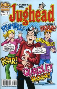 Archie's Pal Jughead Comics #187 VF/NM; Archie | save on shipping - details insi