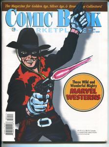 Comic Book Marketplace #82 2000-Gemstone-Carl BarksTwo-Gun Kid-collector info-VF