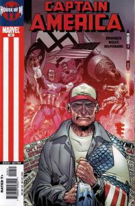 Captain America (5th Series) #10 FN; Marvel | save on shipping - details inside