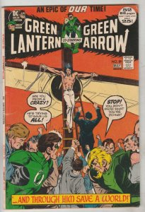 Green Lantern #89 (May-72) VF/NM- High-Grade Green Lantern, Green Arrow