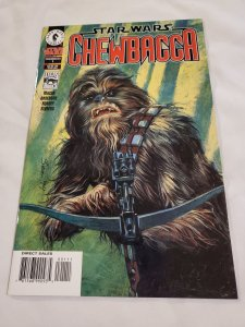 Star Wars Chewbacca 1 Near Mint- Cover by Sean Phillips