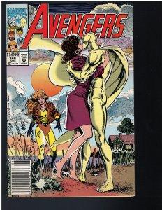 Avengers #348 (Marvel, 1992)