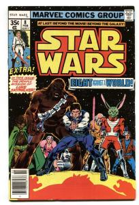 STAR WARS #9-1978- HAN SOLO issue  VF/NM comic book