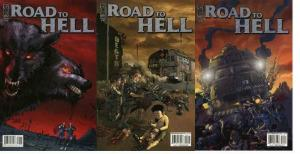 ROAD TO HELL (2006 IDW) 1-3  COMPLETE!