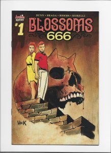 Blossoms 666 #1 Hack Variant FW321