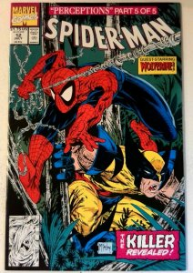 Spider-Man #12 Marvel 1991 NM Copper Age 1st Printing Comic Book