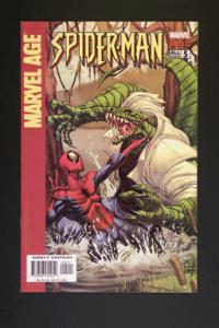 Spider-Man Marvel Age #5 August 2004