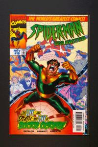 Spider-Man Unlimited #18 November 1997