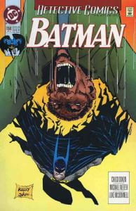 Detective Comics #658 VF/NM; DC | save on shipping - details inside