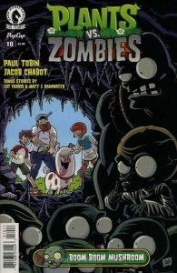 Plants Vs. Zombies: Bully For You #10 VF/NM; Dark Horse   save on shipping - det