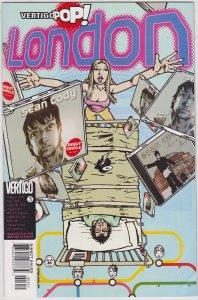 Vertigo Pop! London #3