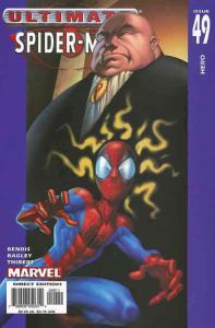 Ultimate Spider-Man #49 VF; Marvel | save on shipping - details inside