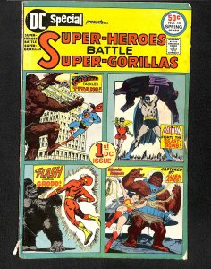 DC Special #16 (1975)