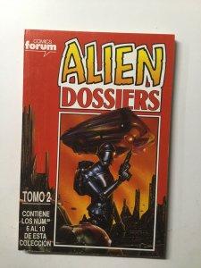 Alien Dossiers Tomo 2 Tpb Sc Softcover Very Fine/Near Mint 9.0 Comics Forum