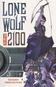 Lone Wolf 2100 #3 VF/NM; Dark Horse | save on shipping - details inside